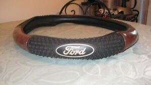 STEERING WHEEL COVER  (FORD)