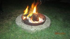 TRUCK RIMS FOR FIRE PITS