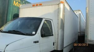 PARTING OUT FORD CUBE VAN