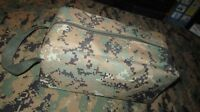 USMC Issue MARPAT Woodland Toiletry Bag AKA Shaving Kit, New.