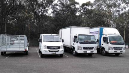 From $80 per hr, 2 men & truck furniture removals