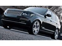 Range Rover Sport L494 Vogue L405 Alloy Wheels Kahn RS600 23 inch set of 4