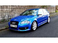 Sprint Blue Audi S3