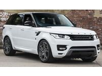 22 inch Wheels & Tyres Kahn RS600 Range Rover Vogue Sport Discovery set of 4