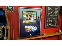 Perfect MP3 Home Digital Touchscreen Jukebox With Games System And Full Support