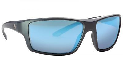 043a9b47370 MAGPUL Summit Sunglasses - Polarized - Matte Gray   Rose Blue Mirror Lens