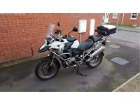 BMW R 1200 GS Touring Motorbike