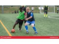 Play 8 a-side football this Saturday Holloway Road / Archway