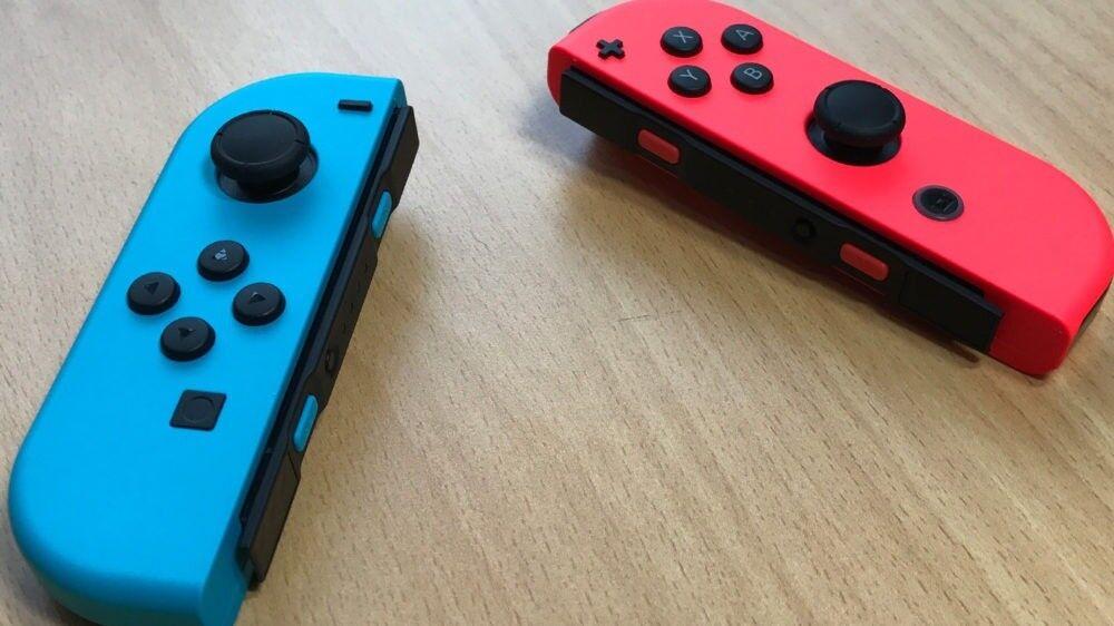 Official Nintendo Joy-Con Pair - Neon Red/Neon Blue (Nintendo Switch) | in  Stevenage, Hertfordshire | Gumtree