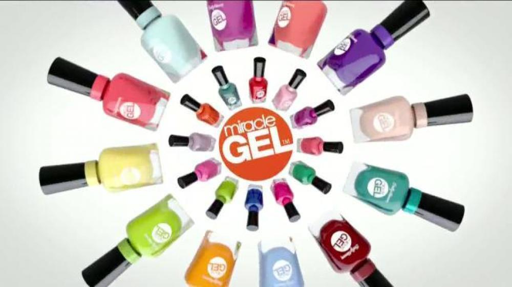 Изображение товара Sally Hansen Miracle Gel Nail Polish ~Pick Your Color~ B2G1 FREE (Add 3 to Cart)