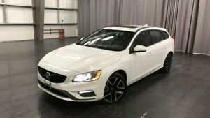 2018 Volvo V60 Dynamic Includes Extended Warranty/Finance From .