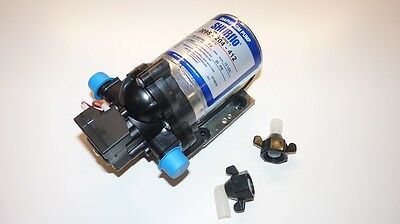 Caravan/Motorhome/Boat Shurflo 20PSI Water Pump - Trial King 7 - 2095-204-412
