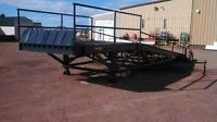 Mobile loading /Yard ramps for sale
