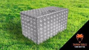 TAIPAN TOOLS Aluminium Tool Box Heavy Duty 2.5mm Checker Plate Coopers Plains Brisbane South West Preview
