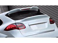 Porsche Cayenne 958 Kahn RS - Lower Boot Lid Spoiler