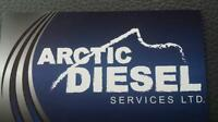 Mobile Heavy Duty Equipment Mechanic (Arctic Diesel Services)