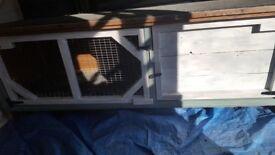 Guineapig / Rabbit Hutch