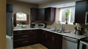Recently renovated, 3 bedroom Aberdeen condo with patio.