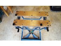 Black and Decker Dual height Workmate