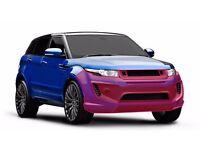 Range Rover Kahn LE Evoque Body Kit With Exhaust