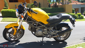 2001 Ducati  600 Monster Muswellbrook Muswellbrook Area Preview