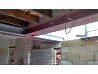 building, renovation, groundworks , plant hire