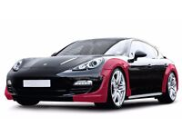 Panamera Supersport Wide Track Arch Kit