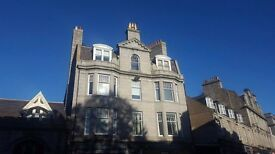 2 Bed, 2 Bath, 91m sq, 2 Floor Flat, Union Street/Albyn