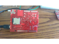 arduino-compatible board with PIC32 200MHz and SDcard