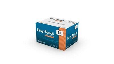 Easytouch 1ml Luer-lock Syringe Barrel Only 100 Syringes