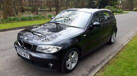BMW 116i SE. 2007. Full MOT.Service History