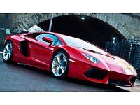 Lamborghini Aventador LP700 Original Silver Alloy Wheels & Tyres