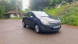 2013 VAUXHALL CORSA ENERGY (PERFECT 1ST CAR)