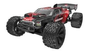 NEW Redcat Racing Shredder XTE Electric Truck, 1/6 Scale, Red Condition: New
