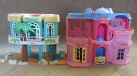 Fisher Price Hotel and Beach house