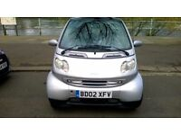 Smart Passion Softouch Auto 2002 Silver