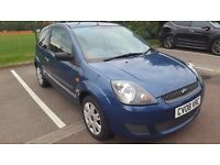 2008 Ford Fiesta 1.25 Style 3dr New MOT