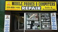 KING MOBILE - CELL PHONE REPAIRS/UNLOCKING SERVICES