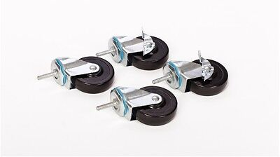 3 Swivel Casters With A 38bolt-4 Pack