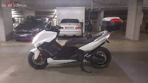 Yamaha Tmax Alexandria Inner Sydney Preview