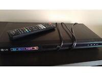 LG Blu Ray DVD Player BD660