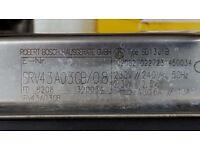 Bosch Slimline Integrated Dishwasher