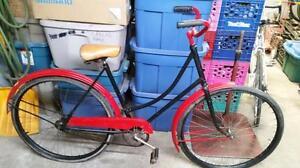 Vélo antique ccm année 1949