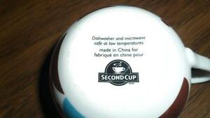 Second Cup - Coffee Cup Set Kitchener / Waterloo Kitchener Area image 3