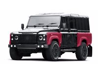 Defender 110 Wide Track Arch Kit