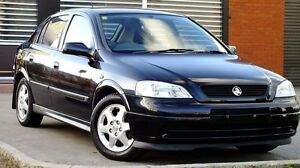 2001 Holden Astra manual with RWC Sunshine North Brimbank Area Preview