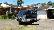1991 Mitsubishi Delica Van / Minivan West Ryde Ryde Area Preview