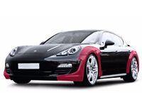 Porsche Panamera Supersport Kahn Wide Track Arch Kit