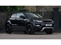 Kahn Land Rover Range Rover Evoque 20inch Alloy Wheels Black RS600 Set of 4