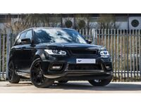 Kahn RS600 Range Rover Sport Vogue 23 inch Wheels & Tyres set of 4
